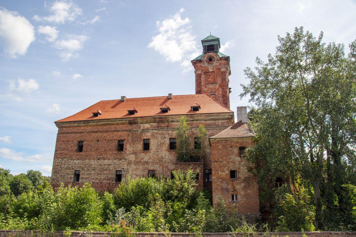 zamek-promnitz-żary