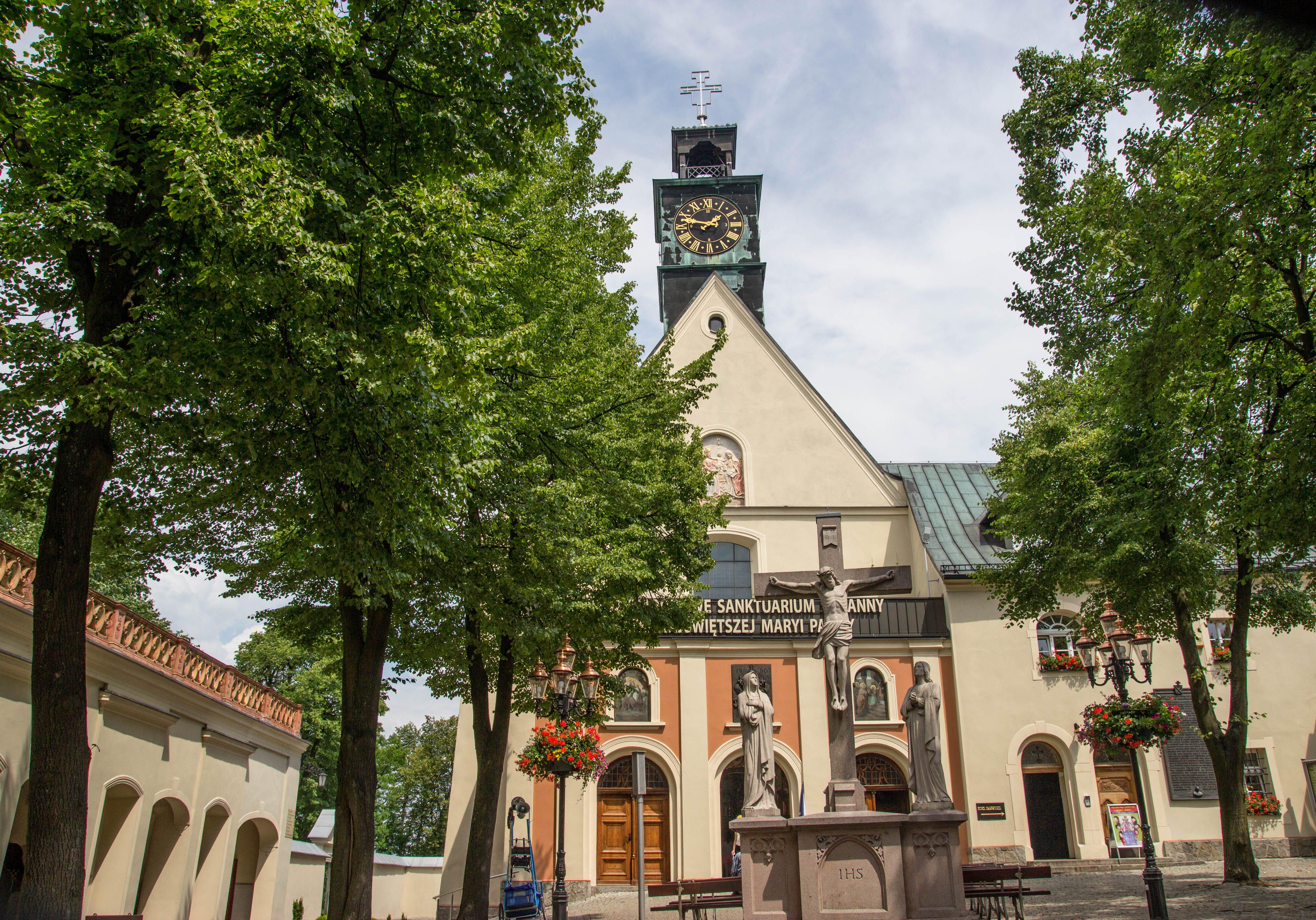 sanktuarium św. Anny na górze św. Anny